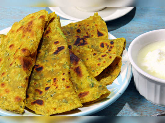 weight loss paratha
