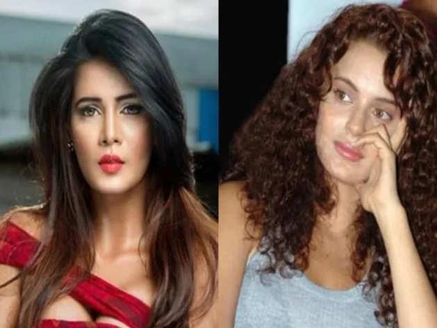 Meera Mithun strongly criticised Kangana Ranaut
