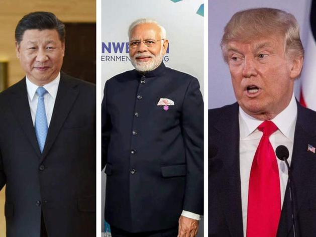 भारत और अमेरिका से तनाव ने चीन की मुश्किलें बढ़ाई