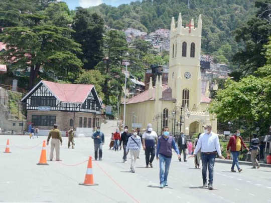 tourists allowed to visit himachal pradesh with five days advance hotel booking know rules
