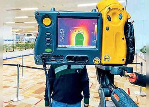 रेलवे ने थर्मल कैमरा का टेंडर कैंसल किया