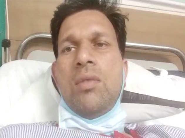 एनकाउंटर के दौरान घायल हुए थे एसओ कौशलेंद्र प्रताप