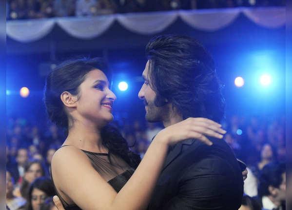 Parineeti Chopra and Ranveer Singh