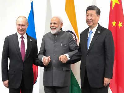 भारत-चीन के रिश्ते सुधारना चाहता है रूस