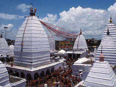 झारखंड: सावन में नहीं जा पा रहे भोलेनाथ के दरबार, कोई बात नहीं... NBT पर देखिए बाबाधाम से मंगलवार को रूद्र की आरती LIVE