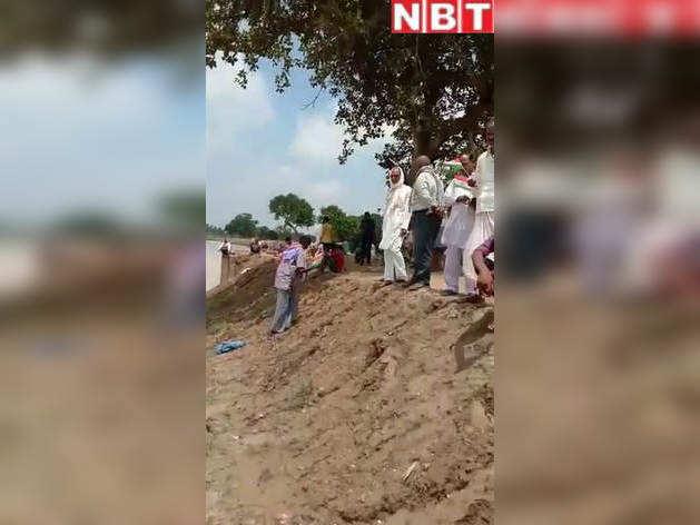वीडियो: नीतीश के ड्रीम प्रोजेक्ट में धांधली से नाराज गांववालों का जल सत्याग्रह