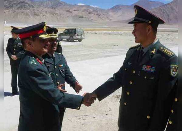 कमांडर स्तर की बातचीत, भारत रहा अडिग