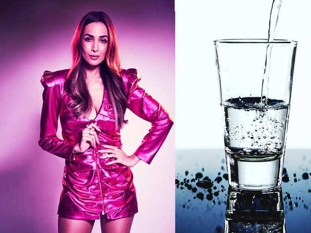 मलाइका अरोड़ा ने बताया पानी पीने का सही तरीका, जानें 46 की उम्र कैसे दिखती हैं इतनी हॉट
