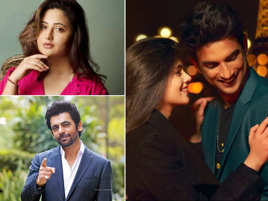 TV stars reaction to Sushants Dil Bechara movie trailer