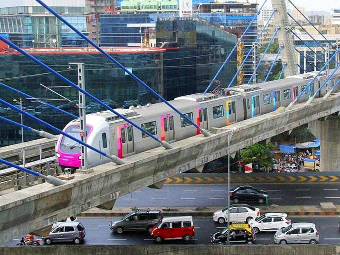 mumbai: when will the ghatkopar-versova metro start?