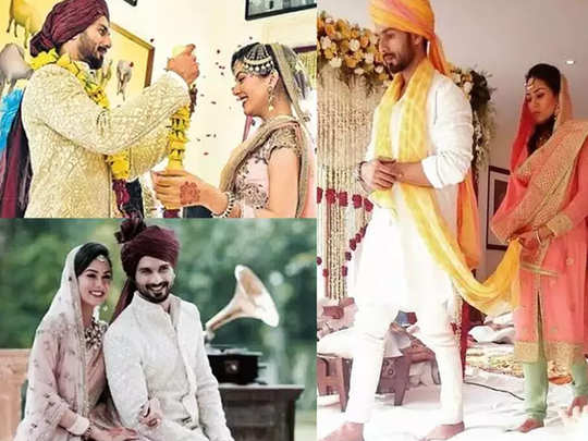 shahid kapoor mira rajput wedding anniversary here are rare photos from couple wedding album