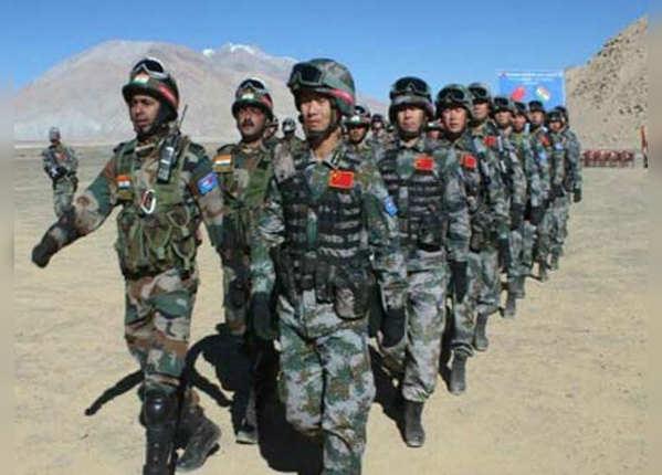 झड़प वाली जगह से पीछे हटे चीनी सैनिक