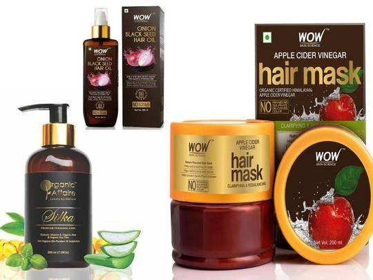 Hair Care Products on amazon
