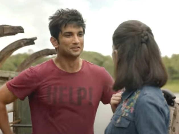 Sushant last film Dil Bechara trailer