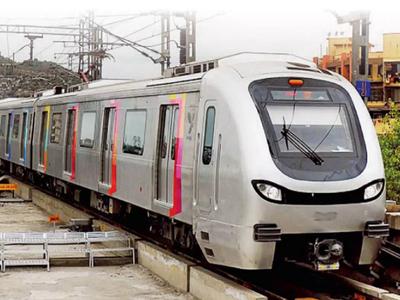 मुंबई मेट्रो (फाइल फोटो)