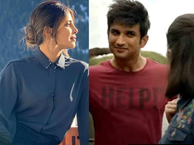 Priyanka Chopra about Dil Bechara trailer