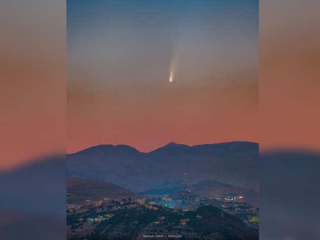 पृथ्वी से लेकर स्पेस तक धूमकेतु Neowise की झलक, अभी जुलाई भर रहेगी इस पर नजर
