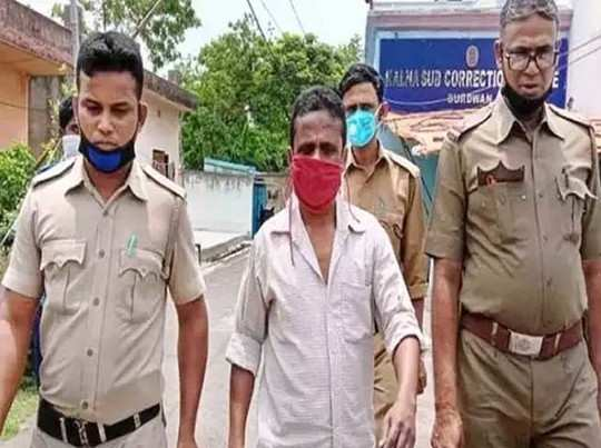 serial chain killer from west bengal got death sentenced for rape and murder of schoolgirl