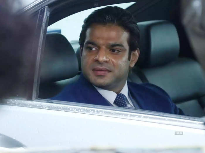 Karan Patel as Mr. Bajaj in Kasautii Zindagii Kay