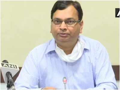 यूपी के प्रमुख सचिव स्वास्थ्य अमित मोहन प्रसाद