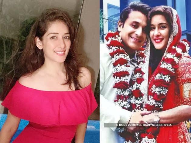 ऐक्ट्रेस समीक्षा ने सिंगापुर में की शादी, ऐक्टिंग के साथ-साथ मुंबई को भी कहा अलविदा