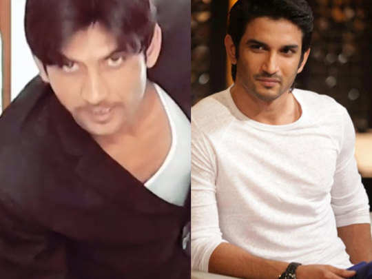sushant look alike