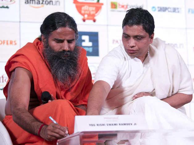 बाबा रामदेव की कंपनी का शेयर छह महीने में 16 से 1500 रुपये पर पहुंचा, दो सप्ताह में 30% डाउन क्यों?