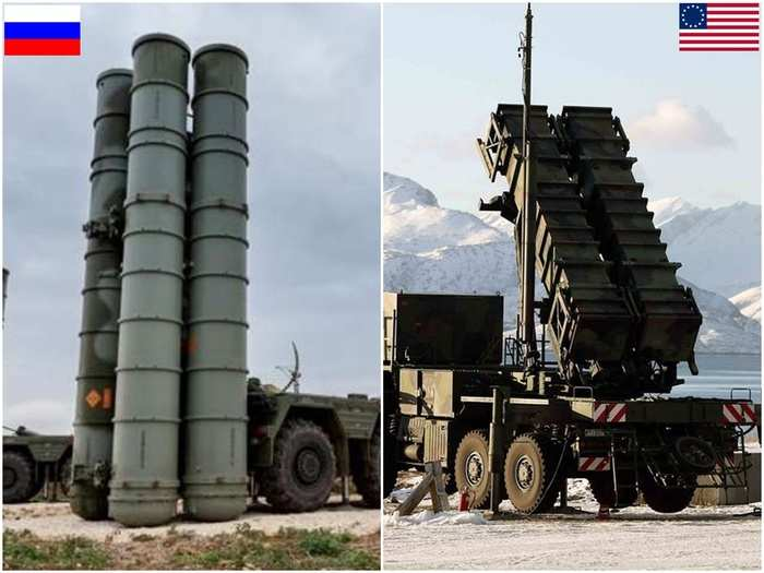 us army testing new missile defense system ibcs to compete with russian s-400 missile defense system