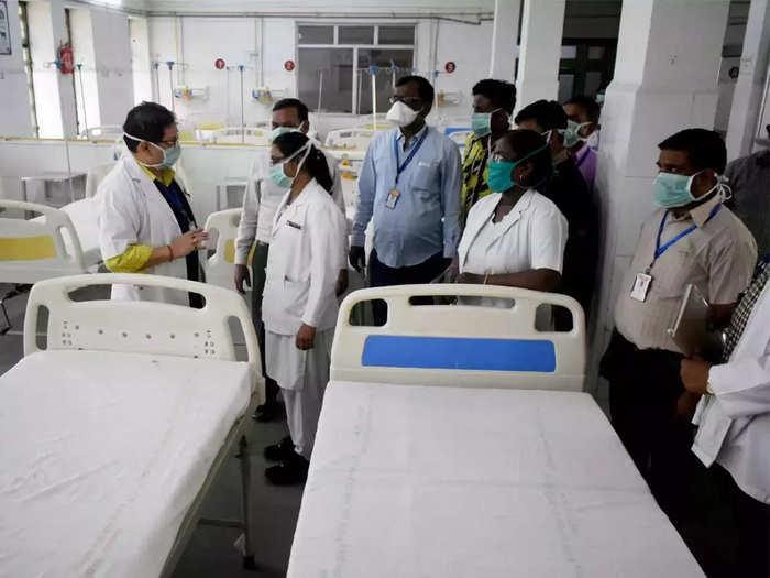 करोना: भारतातील मृत्युदरात होतेय वाढ
