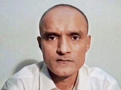 पाकिस्तान ने दी कुलभूषण जाधव को अपील करने की अनुमति