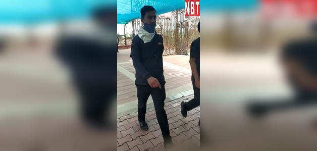 उज्जैन: महाकाल के मंदिर से पकड़ाया कुख्यात गैंगस्टर विकास दुबे पकड़ाया