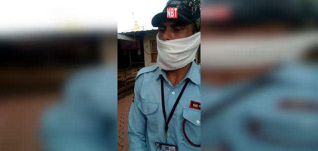 विकास दुबे की उज्जैन से गिरफ्तारीः मंदिर के गार्ड से सुनिए मंदिर के अंदर क्या हुआ
