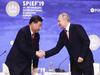 भारत, अमेरिका ने घेरा, रूस की शरण में पहुंचे चीनी राष्ट्रपति शी जिनपिंग