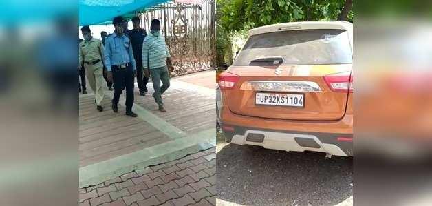 इसी कार से आया था विकास दुबे? 2 दिन पहले शिवपुरी में दिखी थी गाड़ी