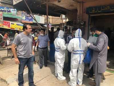 पाकिस्तान में कोरोना वायरस