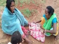 स्वास्थ्य केन्द्र के बाहर प्रसव पीड़ित महिला ने दिया बच्चे को जन्म, CM हेमंत ने दिए जांच के आदेश
