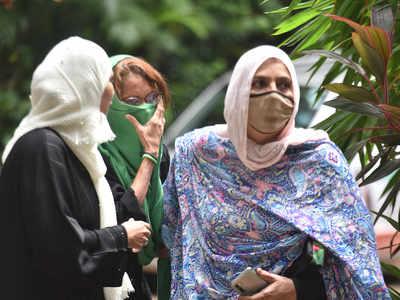 भारत में कोरोना केस