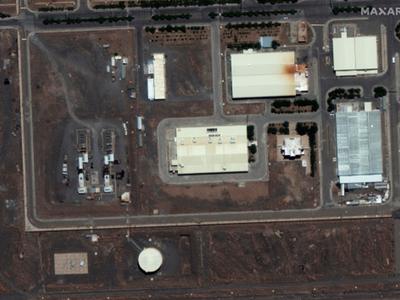 विस्फोट से बर्बाद हुआ ईरानी परमाणु केंद्र