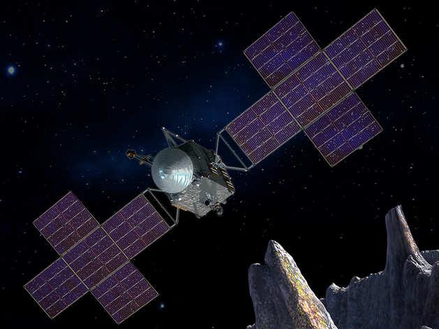 Asteroid Pysche में छिपी है पूरी दुनिया से ज्यादा दौलत, NASA भेजेगा स्पेस रोबॉट!