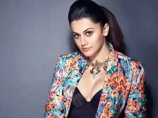 taapsee pannu reaction on kanpur gangster vikas dubey encounter