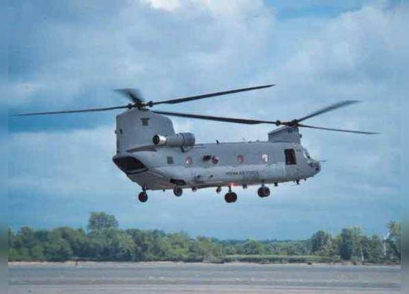 चिनूक हेलिकॉप्टर