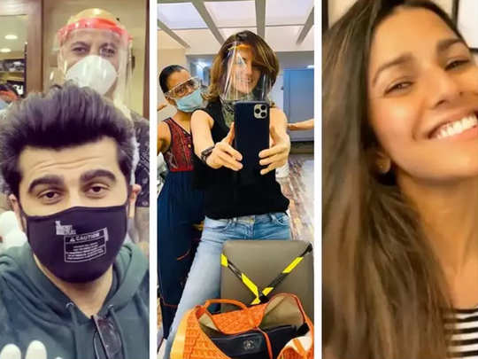 from arjun kapoor to soni razdan these bollywood celebrities get a haircut in unlock 1