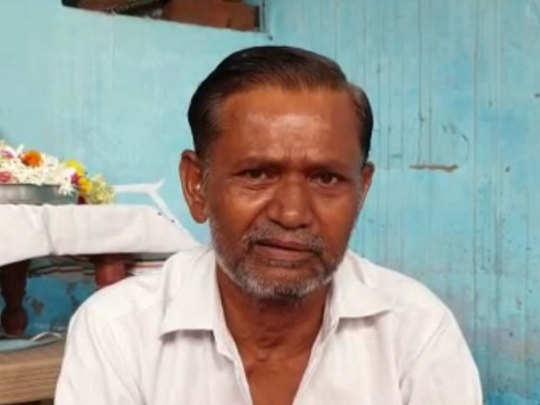 विकास दुबे के एनकाउंटर के बाद शहीद के पिता की यह मांग