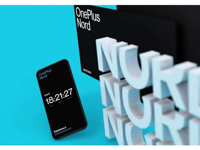 लॉन्च से पहले ही देखे लें Oneplus Nord का लुक, कंपनी लाई खास ऑफर