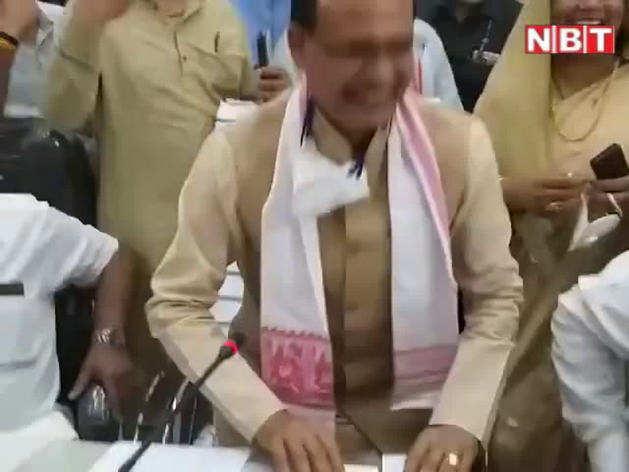 CM शिवराज का ऐलान, रविवार को होगा एमपी में मंत्रियों के विभागों का बंटवारा
