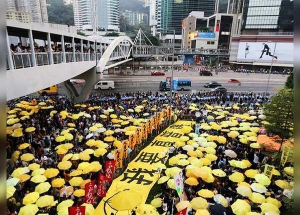 पीले रंग के बैनर और रिबन भी प्रतिबंधित
