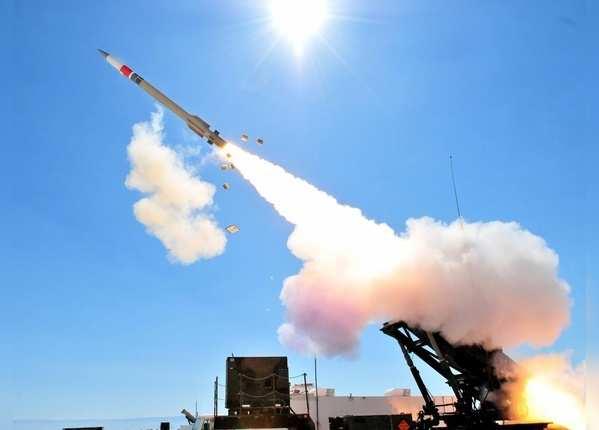 पैट्रियॉट एडवांस्ड कैपेबिलिटी-3 मिसाइल