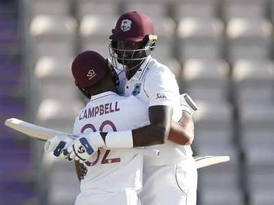 वेस्टइंडीज ने इंग्लैंड को हराया