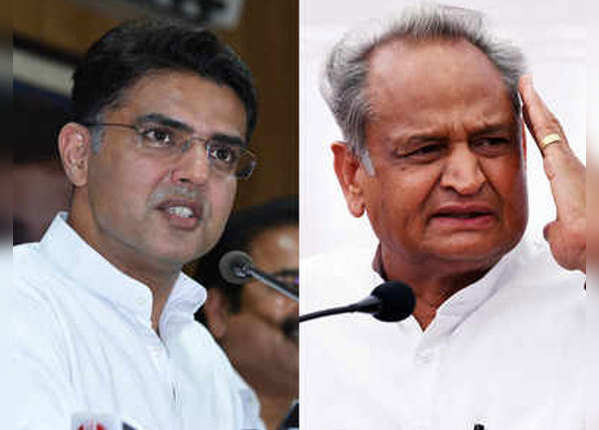 1- BJP में शामिल होंगे पायलट?