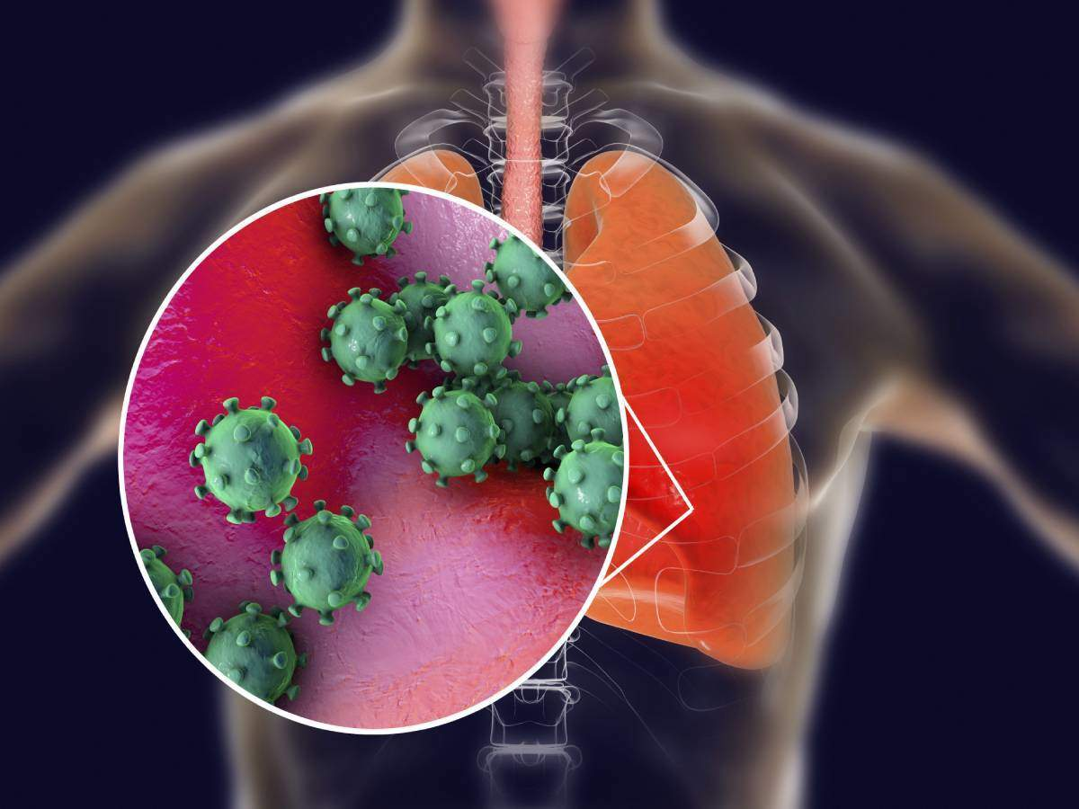 coronavirus effects on lungs: Asymptomatic Coronavirus can increase chances of lung damage - फेफड़ों को डैमेज कर सकता है बिना लक्षण वाला कोरोना वायरस - Navbharat Times